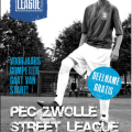 Wie doet mee aan de PEC Zwolle Street League?