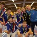 Winnaar zaalvoetbaltoernooi PEC Zwolle Street League