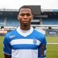 Kingsley Ehizibue ambassadeur van de PEC Zwolle Street League